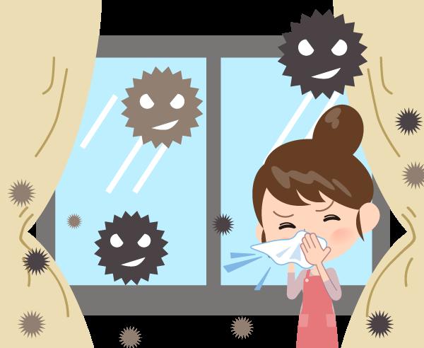 カビ(真菌)のメカニズム カビ(真菌)が一因となる病気